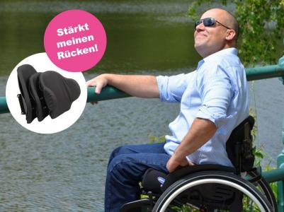 Invacare Matrx Elite E2 Rücken